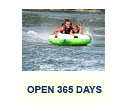 Holly Bay Open 365 Days